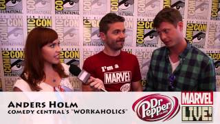 Marvel San Diego Comic-Con Highlights – Day 1