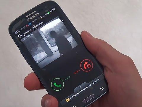 Видеотелефон нового типа