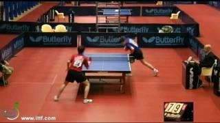 Tristan Flore vs Benjamin Brossier[Final Italian Junior Open 2011]