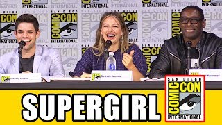 Panel Supergirl Comic Con San Diego (22.07.2017)