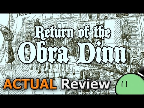 Return of the Obra Dinn (ACTUAL Game Review) video thumbnail