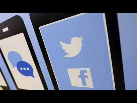 Twitter, Facebook shut down accounts campaigning against rioters