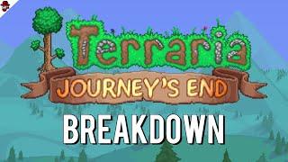 Terraria Journey's End - Trailer Breakdown (E3 2019 Spoilers)