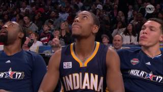 NBA 2017 Dunk Contest ALL DUNKS HD