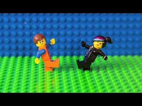 Everything Is AWESOME!!! — The LEGO® Movie — Tegan and Sara feat. The Lonely Island