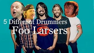 The Pretender (Foo Fighters) - played as 6 Different Drummers