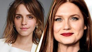 Emma Watson & Bonnie Wright Have A SURPRISE Harry Potter Reunion!