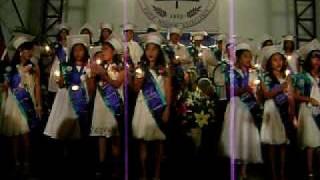 """Faith Christian Academy batch o8-o9 """"Carry the torch"""""""