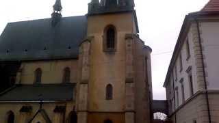 Slaný-Kostel sv Gottharda a jeho zvony