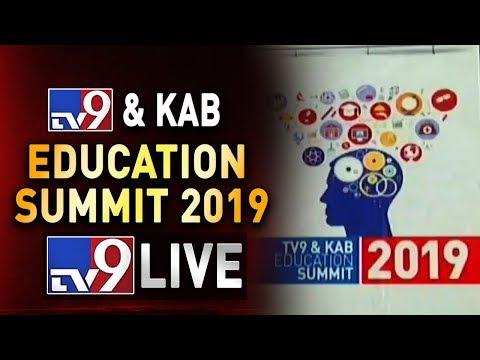 TV9 KAB Education Summit LIVE || Vijayawada - TV9