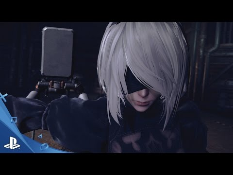 NieR: Automata - E3 2016 Trailer | PS4 thumbnail