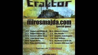 Skupina Traktor o Mirovi Šmajdovi na Gama rádiu 16 11 2013