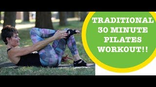 Anges Pilates Traditional 30 Minute Workout by Ange's Pilates
