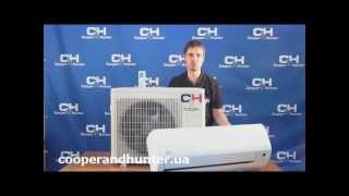 Мини-Сплит NORDIC EVO (Inverter) CH-S18FTXN-E от компании Serikov New Generation Energy - видео