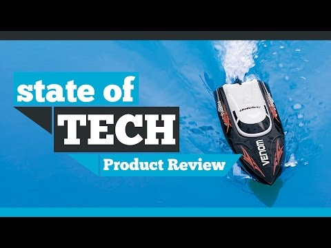 Review: Udirc Venom High Speed Remote Control Electric Boat
