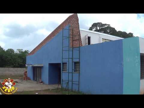 Prefeitura de São Lourenço da Serra reage a Matéria do Jornal Agora é Sério e retoma a obra da creche da vila dos Carolinos