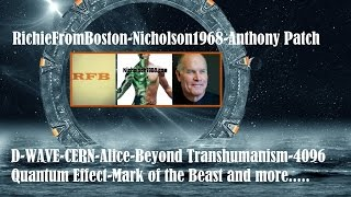 Beyond Transhumanism NICHOLSON1968- Anthony Patch-R.F.B.