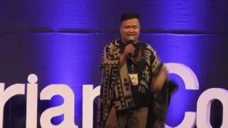 Transcending the Margins | Andrew Evangelista | TEDxMiriamCollege
