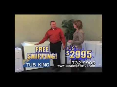 Tub King Walk-in Bathtubs