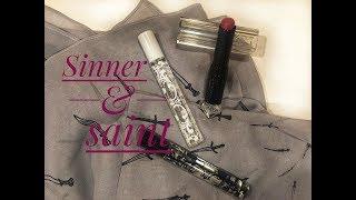 Kat von D: обзор ароматов Sinner и Saint