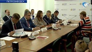 В Петрозаводске продолжает работу выездная сессия ПМЭФ «Регионы России. Новые точки роста»