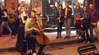 Уличные музыканты в Краснодаре