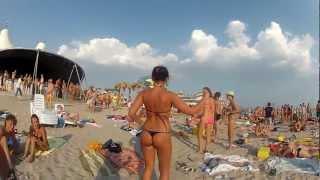 Каzантип-2012. День. 6 минут на GoPro (одним куском)