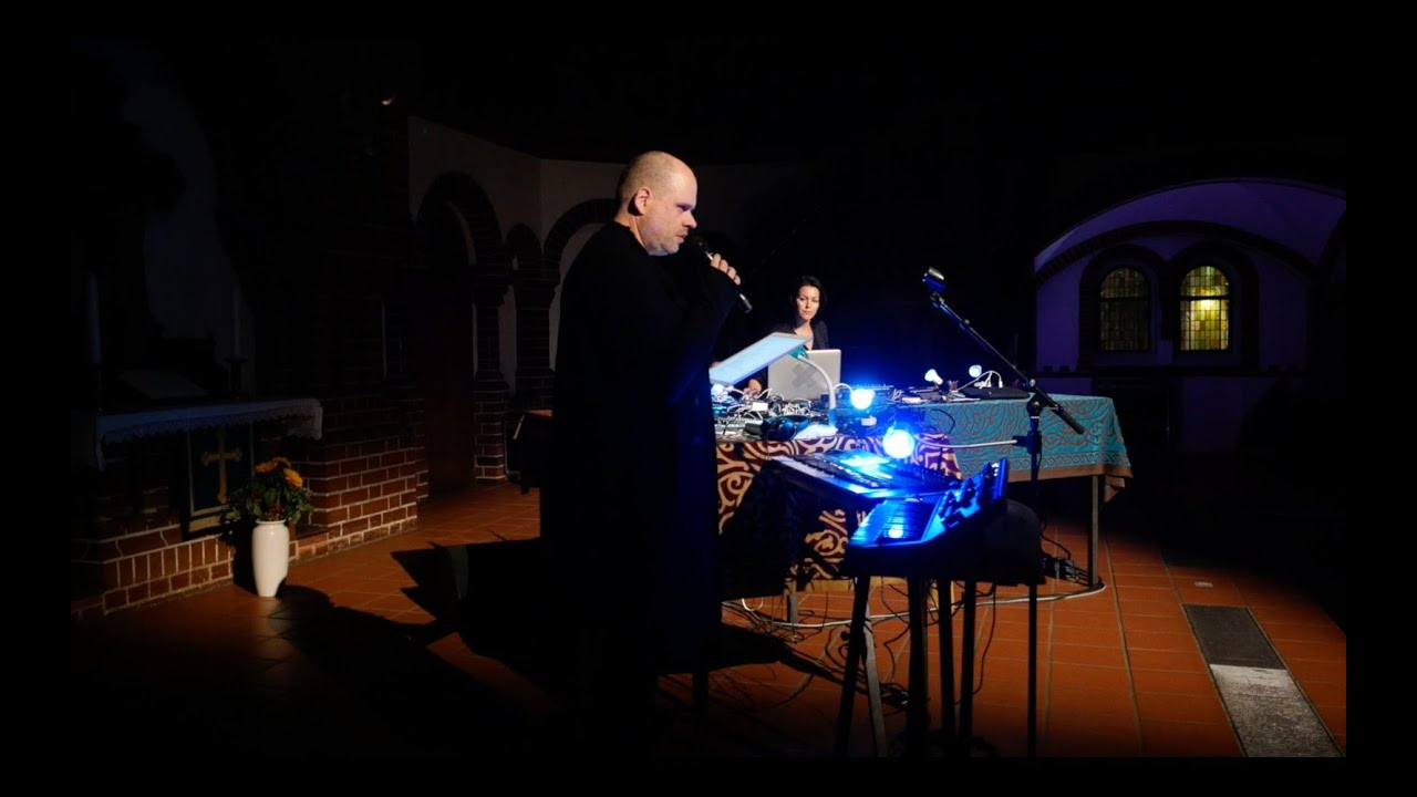 Klartraum in Concert @ Passion Church, Berlin 2018
