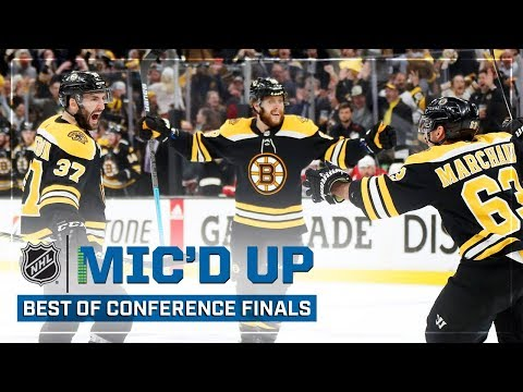 Best of Mic'd Up - Conference Finals