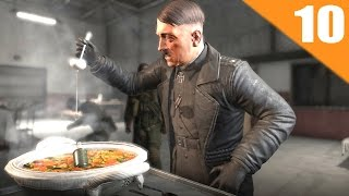 Sniper Elite 4 : Ten EPIC Ways to Kill Hitler