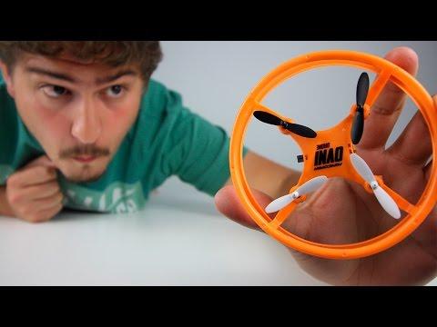 ¿UN OVNI EN MI CASA?: Analisis del drone NincoAir Ovni en español