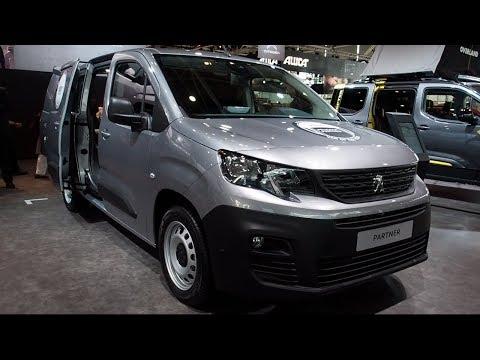 Peugeot Partner Fourgon Фургон класса M - рекламное видео 2
