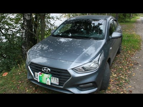Hyundai Solaris 20 000 пробег. Обзор от владельца. Плюсы и минусы