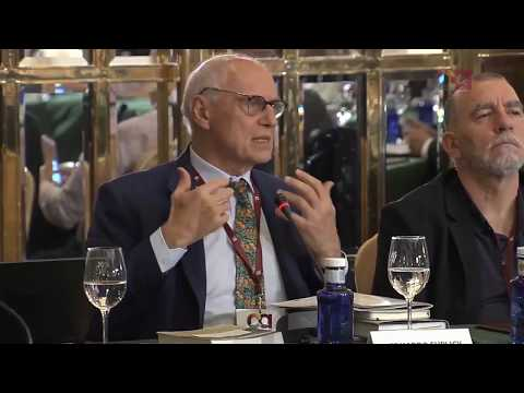 CAF2017 2nd Session - Eduardo Suplicy