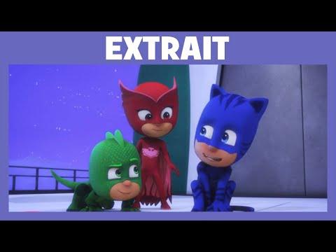 Pyjamasques - Extrait :