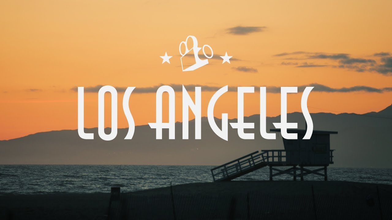 Live the language – Los Angeles