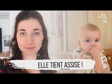 ELLE S'ASSOIT ET SE MET DEBOUT ! - VLOG