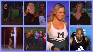 Mariah Carey - Thank God I Found You - 1999 Mariah's version feat - Joe & - 98 Degrees - REACTION