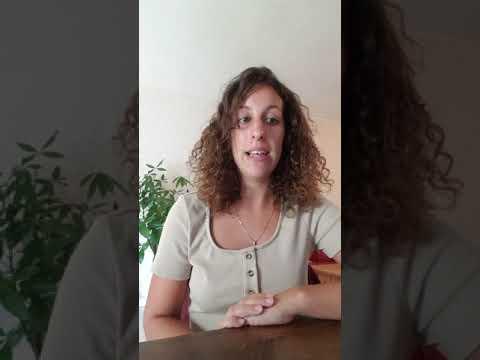 vidéo présentation Céline