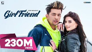 GIRLFRIEND : JASS MANAK  Satti Dhillon | Snappy | Romantic Song GK.DIGITAL | GeetMP3