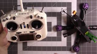 How to adjust the stick / gimbals tension of a Taranis X9D