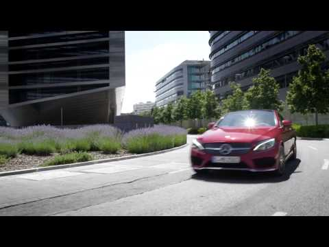 Mercedesbenz C Class Coupe Купе класса C - рекламное видео 1