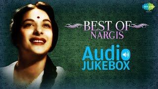 Best Of Nargis Songs | Pyar Hua Ikrar Hua | Audio Jukebox