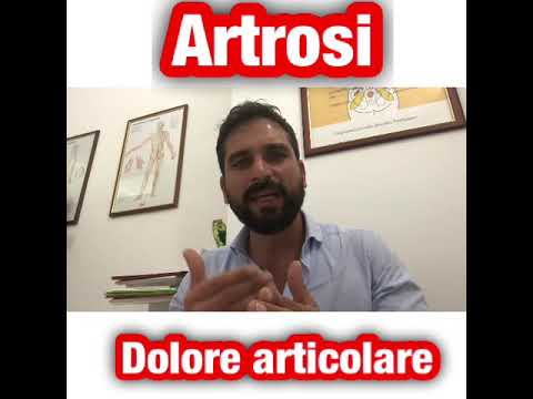 Massaggio con il video osteocondrosi