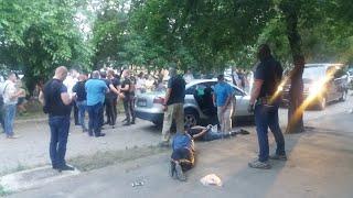 В Одессе со стрельбой задержали этническую преступную группировку