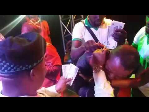 Alhaji Ibrahim Labaeka - Ileya Party with Oga Bello