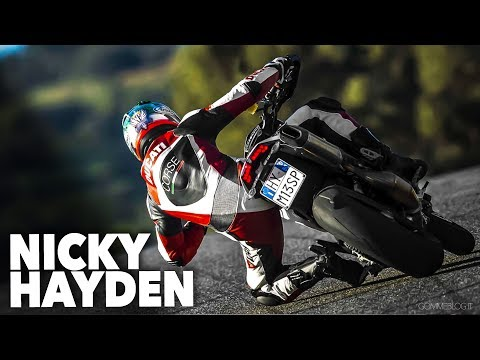 Ducati Hypermotard ★ WHEELIE .. WHEELIE ★ Hayden Great Speed TEST