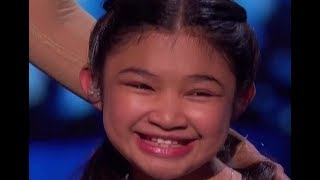 Sweet Little Girl TAKES a BIG RISK on The Way to FINALS?| Semifinals 2 | America