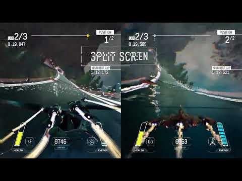 Видео № 0 из игры Redout Lightspeed Edition (Б/У) [PS4]