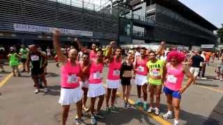 preview picture of video 'MONZA POWER RUN 2014'